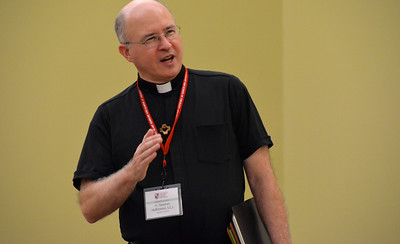 Fr. Steve thanks SCJs for continuing the priorities noted at the North American Continental Conference and the Province Chapter