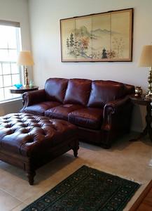 Bradington Leather, super condition