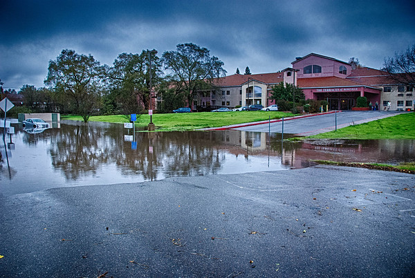 2012.12.02 (Sunday)<br /> <br /> Lots of rain today, creeks were near capacity with some local flooding.  Grabbed some shots, returned home to process and post some.<br /> <br /> I wrote code most of the morning, wrote a new windows service to schedule daily emails from my site.  Still need to clean things up a bit but getting closer on that.<br /> <br /> Mel arrived with supplies for next weekend's cooking baking day, it will be the first time at our place.  (Due to the new kitchen)<br /> <br /> Looking forward to fellowship today, Robin is staying home in case Kayla gets stranded because we have the gKids tonight.<br /> <br /> Take care,<br /> Darron