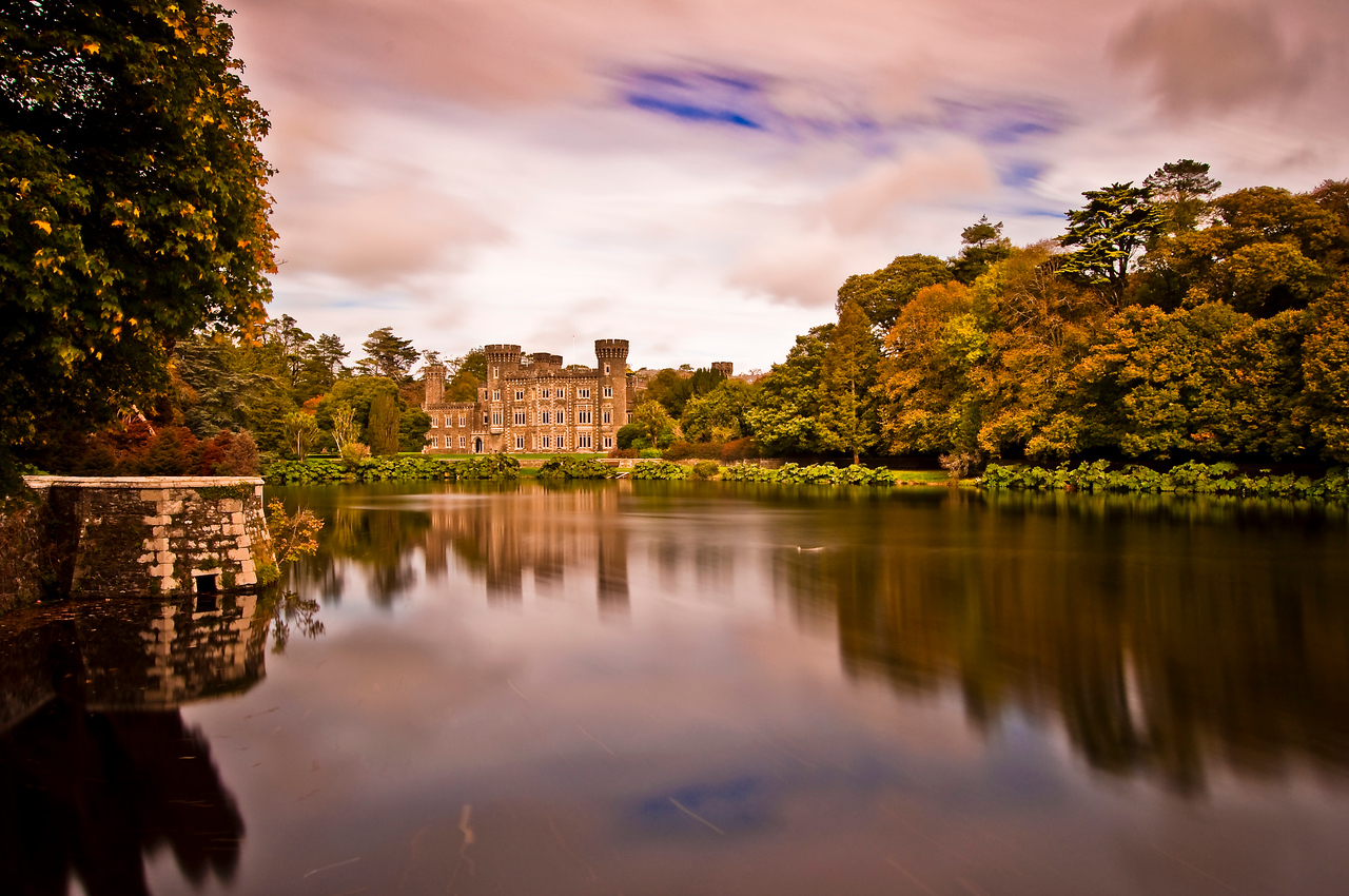 Johnstown Castle, Wexford<br /> <br /> Picture W029