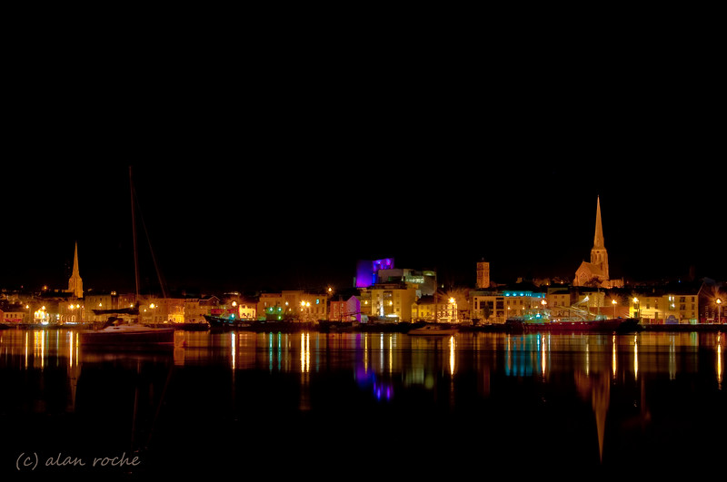 Night Photo Wexford 2011