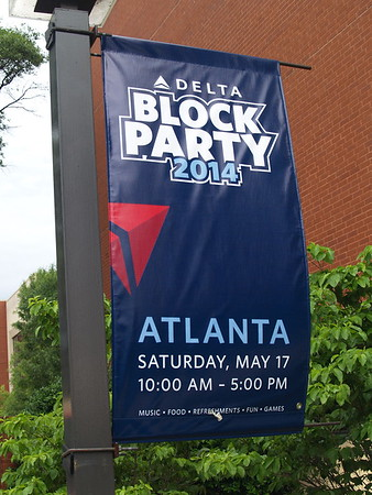 Delta Air Lines Block Party 2014