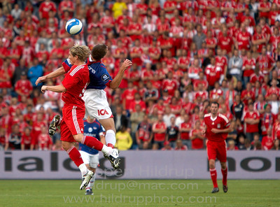 """Ocean of Red""  Fernando Torres at Ullevål Stadion"