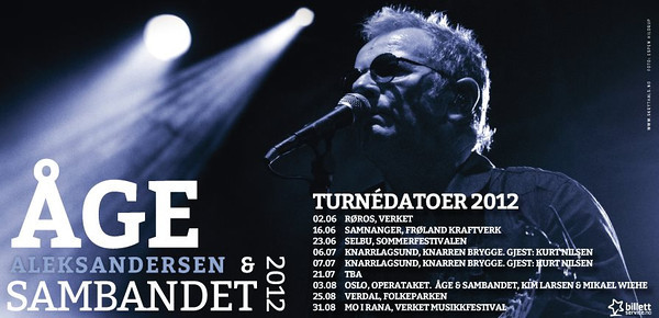 Åge Aleksandersen 2012