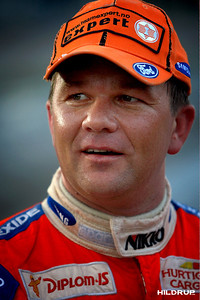 Rally driver Henning Solberg