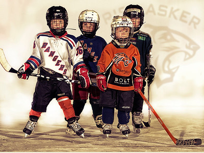 Promoting Frisk Asker's hockey school