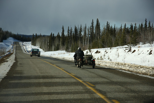 Dempster Junction to Tombstone