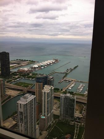 Denise's Chicago Office & M&M