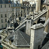 This one's in Paris.  I liked the stone rain gutter system on the top of the flying buttresses.