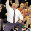 Justin K. Aller/NEWS<br /> Peters Township head coach Dennis Squeglia.