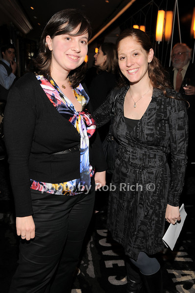 Lori Lefevre, Rachael Chappa<br /> photo by Rob Rich © 2010 robwayne1@aol.com 516-676-3939