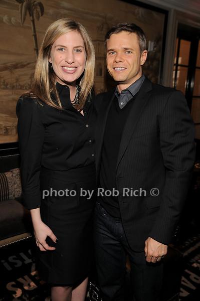 Alexis Lehrer, Paul Morris<br /> photo by Rob Rich © 2010 robwayne1@aol.com 516-676-3939