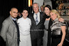 Wendell Figueora, Gavin Casin, Ed Kelly, Claudia Silver, Gloria Martinelli<br /> photo by Rob Rich © 2010 robwayne1@aol.com 516-676-3939