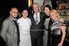 Wendell Figueora, Gavin Casin, Ed Kelly, Claudia Silver, Gloria Martinelli<br /> photo by Rob Rich © 2010 robwayne1@aol.com 516-676-3939