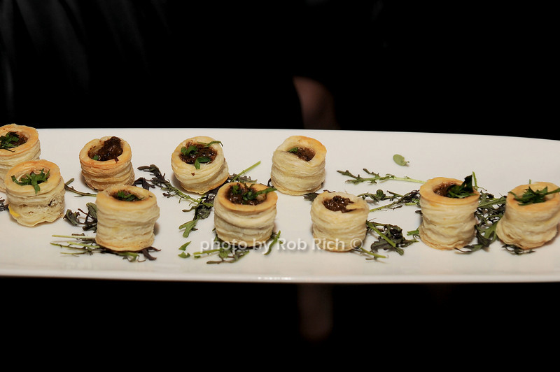 Cafe Boulud canapes
