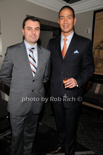 Dominic Paulin, Spencer Wadama<br /> photo by Rob Rich © 2010 robwayne1@aol.com 516-676-3939
