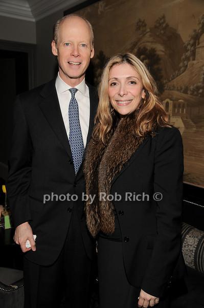 John Watts, Denise De Luca<br /> photo by Rob Rich © 2010 robwayne1@aol.com 516-676-3939