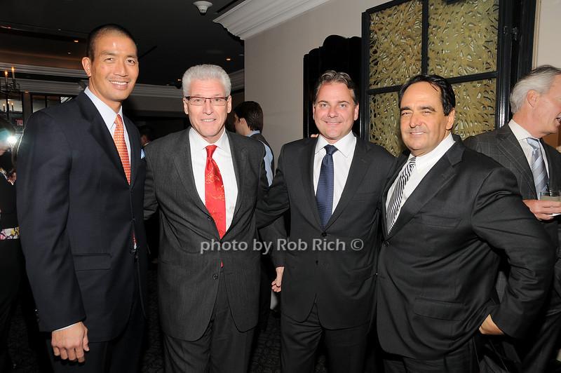 Spencer H. Wadma,Ed Ventimiglia, Ellis O'Connor, Richard David Story<br /> photo by Rob Rich © 2010 robwayne1@aol.com 516-676-3939