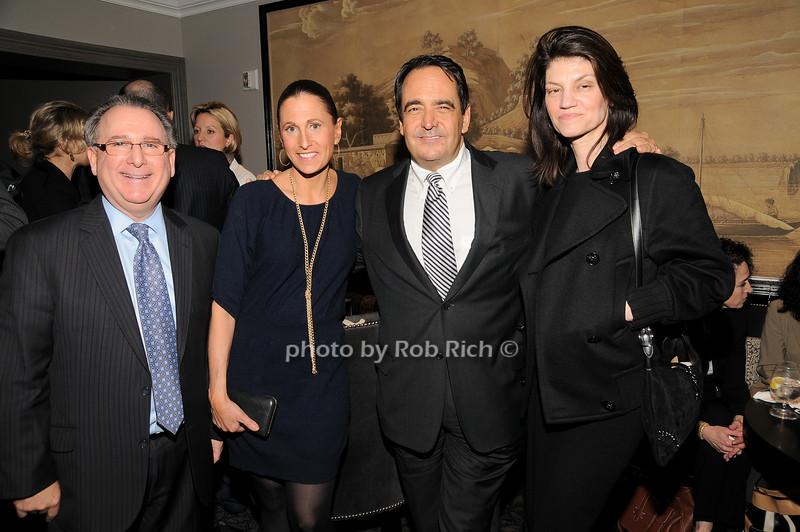 Bill Gould, Jill Shapiro, Richard David Story, guest<br /> photo by Rob Rich © 2010 robwayne1@aol.com 516-676-3939