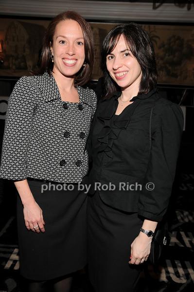 Debbie Durso, Michelle Walsh<br /> photo by Rob Rich © 2010 robwayne1@aol.com 516-676-3939