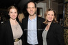 Sarrah Candee, Adam Bookbinder, Brooke Jenning<br /> photo by Rob Rich © 2010 robwayne1@aol.com 516-676-3939