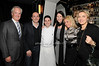 Ed Kelly, Marco Giacometti, Gavin Casin,  Claudia Silver, Gloria Martinelli, Alessandra Giacometti<br /> photo by Rob Rich © 2010 robwayne1@aol.com 516-676-3939