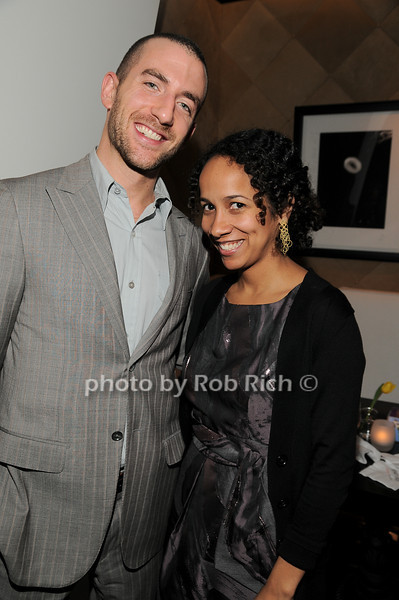 Michael Shome, Jessica Dimson<br /> photo by Rob Rich © 2010 robwayne1@aol.com 516-676-3939