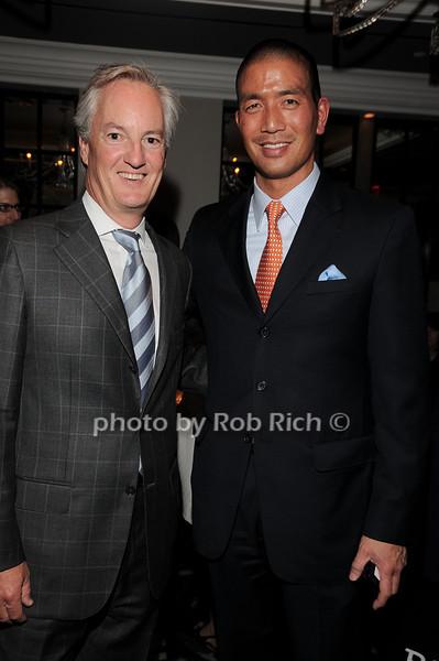 Ed Kelly, Spencer Wadama<br /> photo by Rob Rich © 2010 robwayne1@aol.com 516-676-3939
