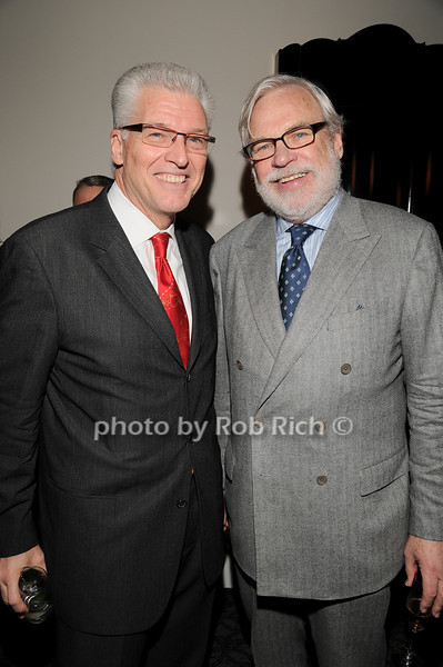 Ed Ventimiglia, Robert Ackerman<br /> photo by Rob Rich © 2010 robwayne1@aol.com 516-676-3939
