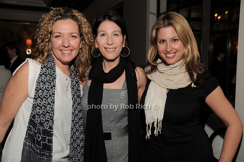 Kristy Watson, Claudia Silver, Christine Kaculis<br /> photo by Rob Rich © 2010 robwayne1@aol.com 516-676-3939