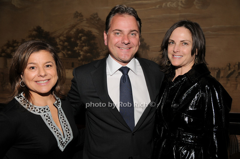 Andrea Werbel, Ellis O'Connor, Jill Rudnick<br /> photo by Rob Rich © 2010 robwayne1@aol.com 516-676-3939