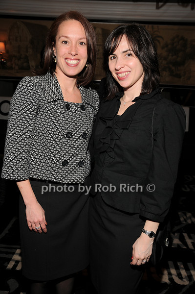 Debbie Durso, Michelle Walsh<br /> photo by Rob Rich © 2010 robwayne1@aol.com 516-676-3939