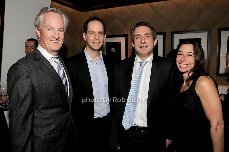 Ed Kelly, guests, Jill Davison<br /> photo by Rob Rich © 2010 robwayne1@aol.com 516-676-3939