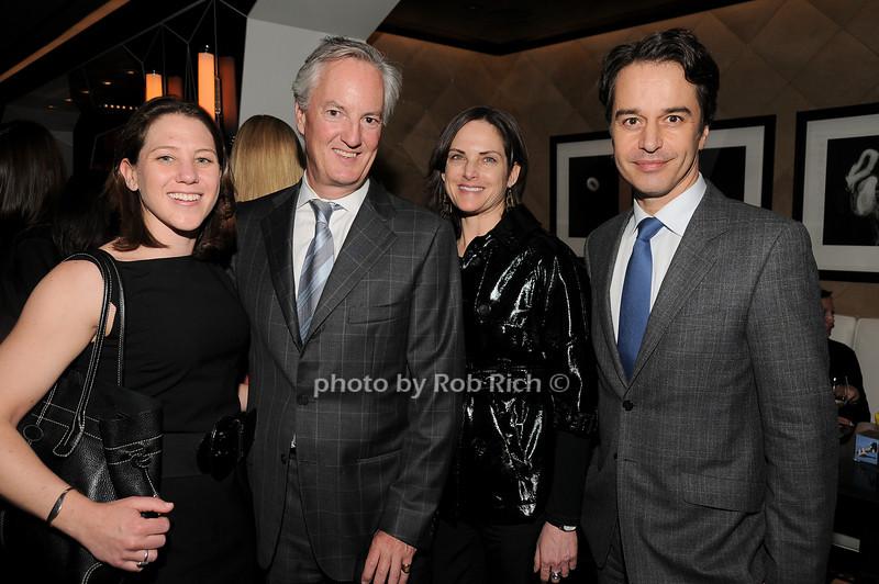 Jessica Green, Ed Kelly, Jill  Rudnick, Franck Sarrabezolles<br /> photo by Rob Rich © 2010 robwayne1@aol.com 516-676-3939