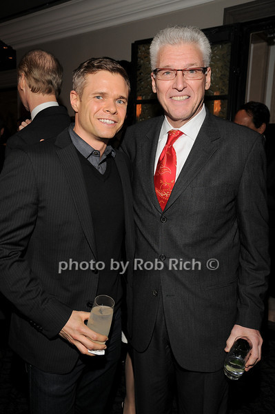 Paul Morris, Ed Ventimiglia<br /> photo by Rob Rich © 2010 robwayne1@aol.com 516-676-3939