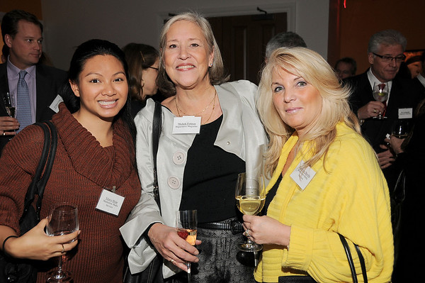 Viraya Myint, Michele Folman, Marianna Morrello<br /> photo by Rob Rich © 2009 robwayne1@aol.com 516-676-3939