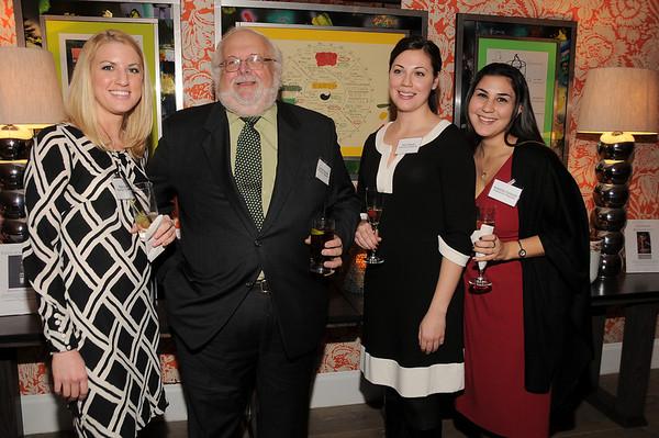 Rachel Durst, Tom de Francesco, Kate Strawins, Jacqueline Tortorella<br /> photo by Rob Rich © 2009 robwayne1@aol.com 516-676-3939