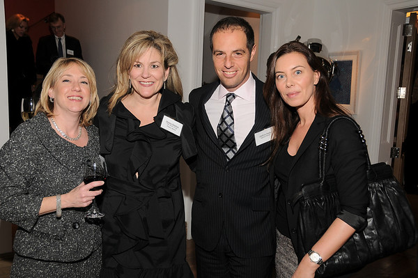 Teresa Delany, Dianna Balabon, Andrew Sacks, Julie Sacks<br /> photo by Rob Rich © 2009 robwayne1@aol.com 516-676-3939