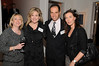 Teresa Delany, Dianna Balabon, Andrew Sacks, Julie Sacks<br /> photo by Rob Rich © 2009 robwayne1@aol.com 516-676-3939