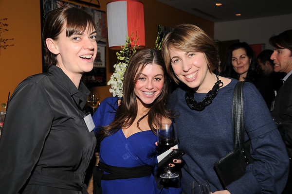Mary Skinner, Susan Sullivan, Cecile Abeille<br /> photo by Rob Rich © 2009 robwayne1@aol.com 516-676-3939