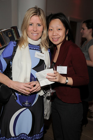 Lorna Mac Leod, Karina Chen<br /> photo by Rob Rich © 2009 robwayne1@aol.com 516-676-3939