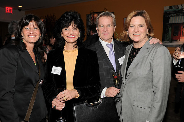 Karen Goldberg, Elaine Pappas, Steve Nobel, Laurie Burns<br /> photo by Rob Rich © 2009 robwayne1@aol.com 516-676-3939