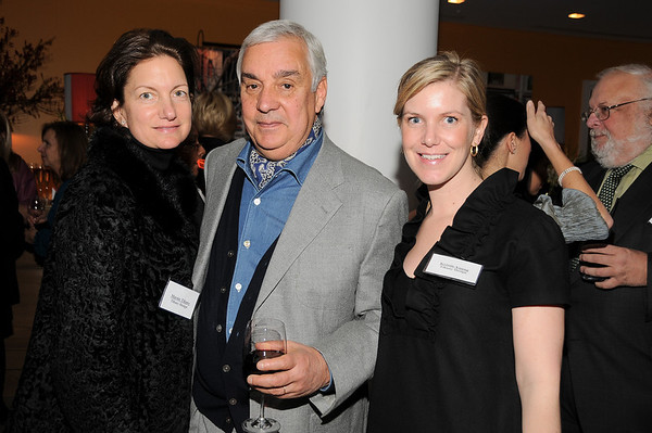 Marnie Tihany ,Bob Beauchamp, Krissie Young<br /> photo by Rob Rich © 2009 robwayne1@aol.com 516-676-3939