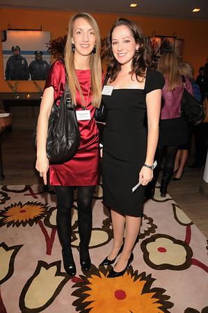 Jessica de Martine, Samantha Kleinfeild<br /> photo by Rob Rich © 2009 robwayne1@aol.com 516-676-3939