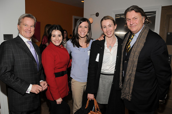 Steve Nobel, Lauren Stone, Madeline Lang, Celia Kohn, Greg Furman<br /> photo by Rob Rich © 2009 robwayne1@aol.com 516-676-3939