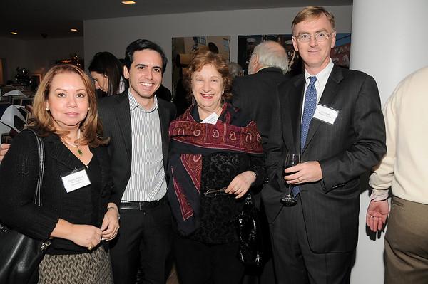 Wendy Jackson, David Ramos, Anahit Piloyan, Matt Brady<br /> photo by Rob Rich © 2009 robwayne1@aol.com 516-676-3939