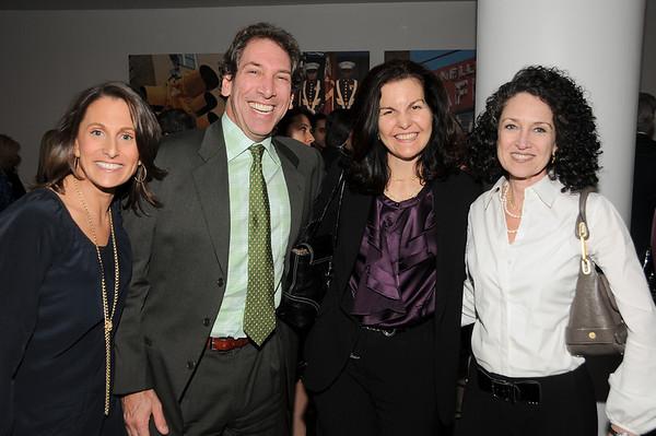 Karen Uzel, Antonio Pavan, Donna De Leo, Alice  Aquilino<br /> photo by Rob Rich © 2009 robwayne1@aol.com 516-676-3939
