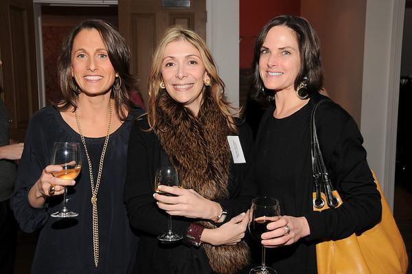 Karen Uzel, Denise De Luca, Jill Rudnick<br /> photo by Rob Rich © 2009 robwayne1@aol.com 516-676-3939