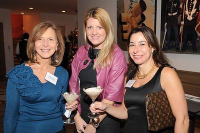 Janet Cerutti, Theresa Kuiken, Jill Davison          photo by Rob Rich © 2009 robwayne1@aol.com 516-676-3939