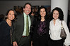 Karen Uzel, Antonio Pavan, Donna De Leo, Alice  Aquilino<br /> photo by Rob Rich © 2009 robwayne1@aol.com 516-676-3939